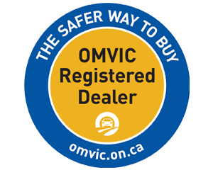 Ontario Registered Dealer OMVIC